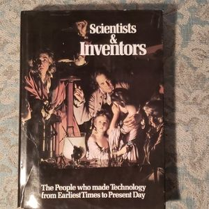 Scientists & Inventors hardback